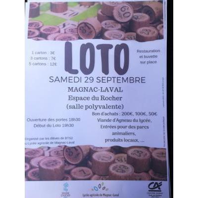 Loto Magnac-laval
