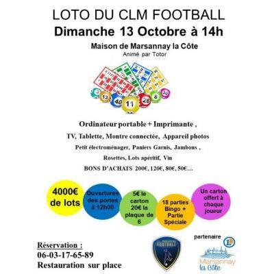 LOTO du CLM Football