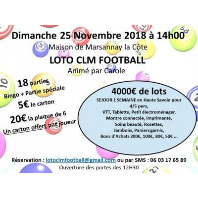 LOTO du CLM Football