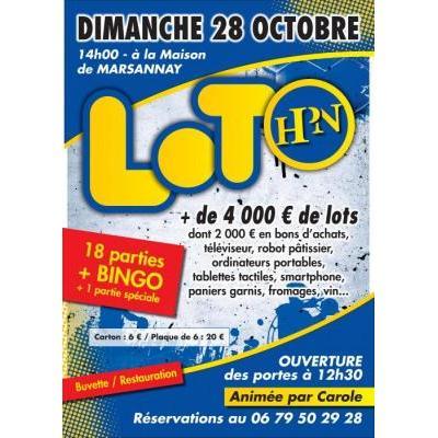 Loto du Handball Pays Nuiton