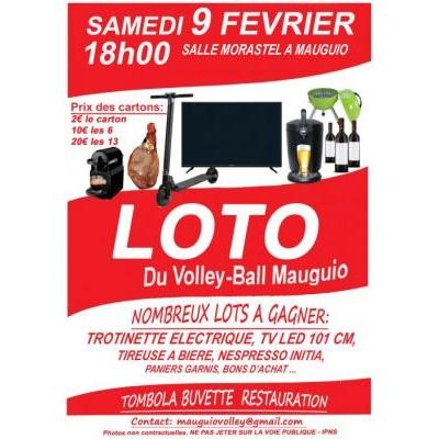 LOTO du club Volley-Ball Mauguio