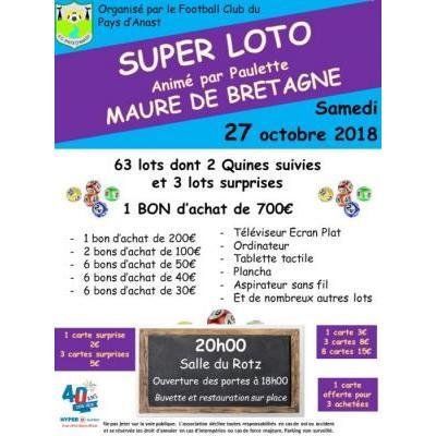 Super Loto Animé par Paulette 20H00