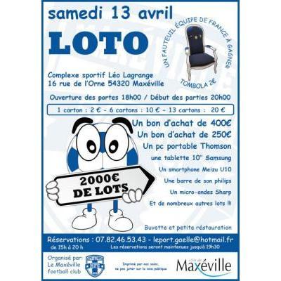 Loto du Maxéville FC