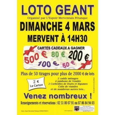 Lotos mervent 85200 annuaire des lotos for Loto dans 01