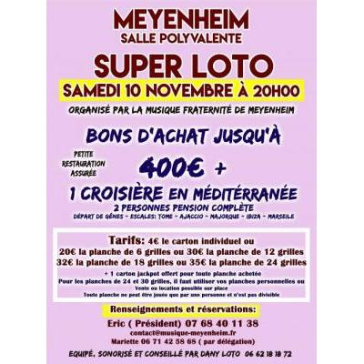 Super loto traditionnel