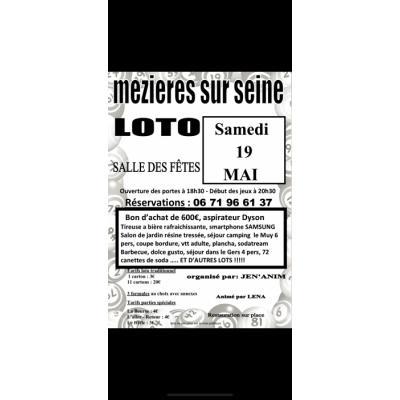 Mega loto 1er gros lot un bon d'achat de 600€ !!!!! Et leins d autres gros lots