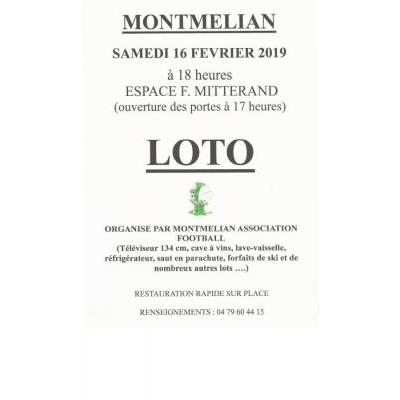 Loto de Montmélian Association Football