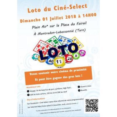 Loto du Ciné-Select