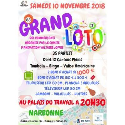 Grand Loto des commerçants