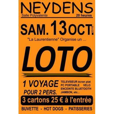 LOTO de La Laurentienne NEYDENS