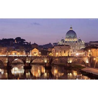 Loto  de Noel avec sejour de 2 à Rome et autres lots (voir liste)