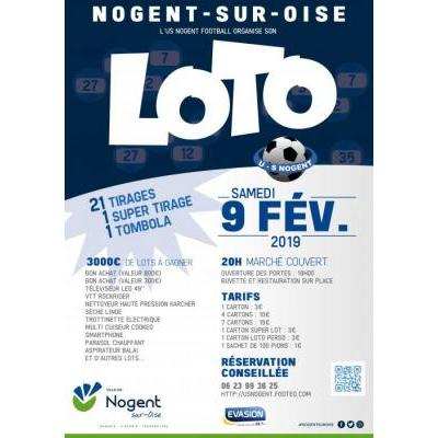 LOTO US NOGENT FOOTBALL