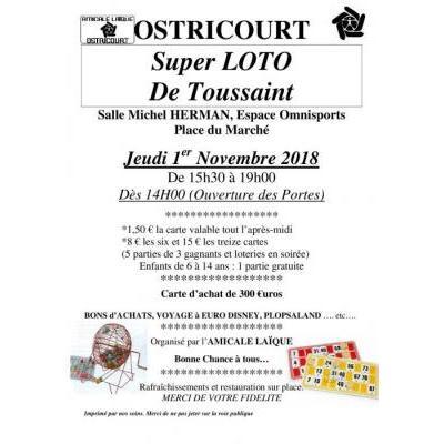 Super Loto de Toussaint