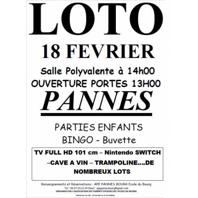 LOTO PANNES Bourg