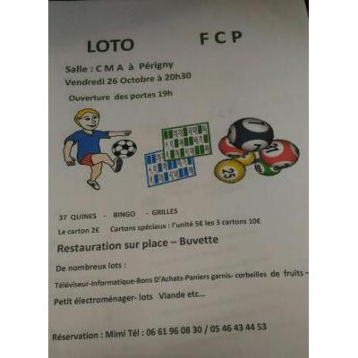 Super loto   Football de Périgny
