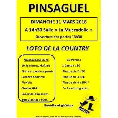LOTO DE LA COUNTRY
