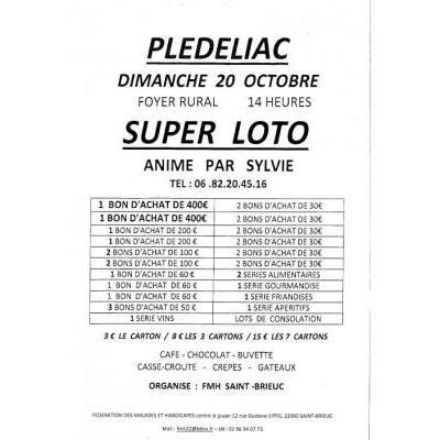 SUPER LOTO PLEDELIAC