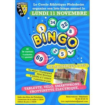 Super Loto Bingo à PLOBSHEIM