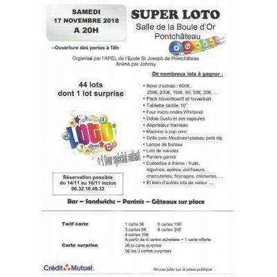 Super LOTO Pontchateau