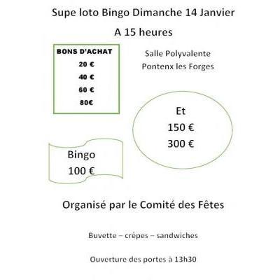Super loto bingo
