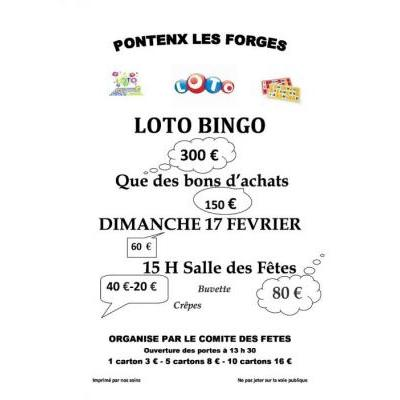 Loto bingo