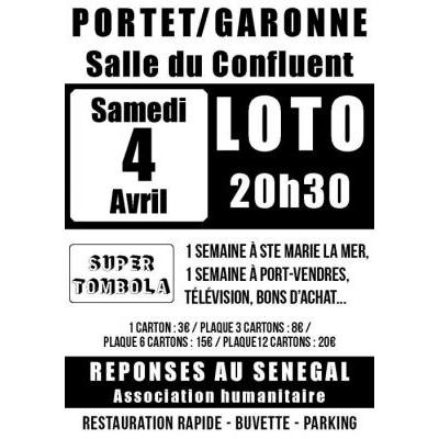 Grand loto humanitaire