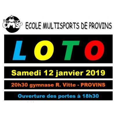 LOTO DE L'ECOLE MULTISPORTS