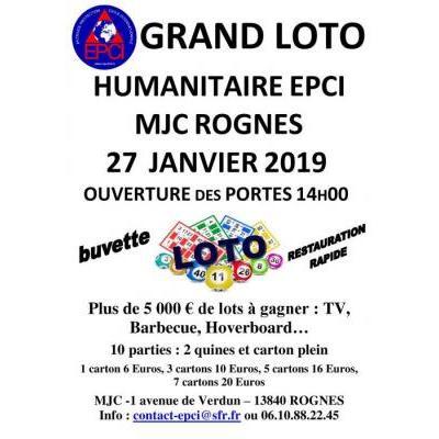 Grand Loto Humanitaire