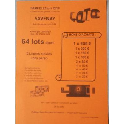 Loto à Savenay