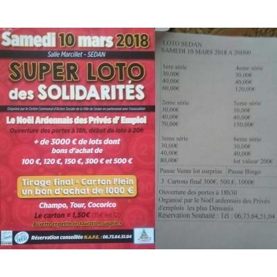 Super Loto des Solidarités
