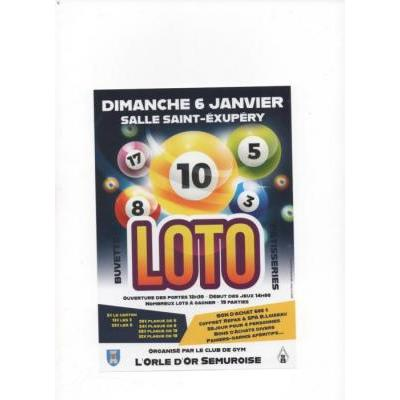 Loto de l'Orle d'Or Semuroise (club de gym)