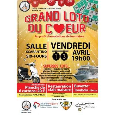 Grand Loto Du Coeur