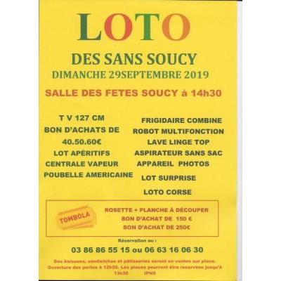 Super Loto Des Sans Soucy