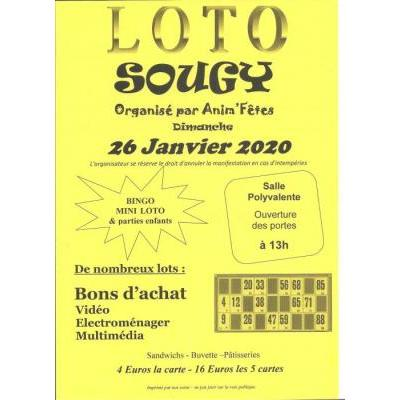Loto Anim'fêtes Sougy