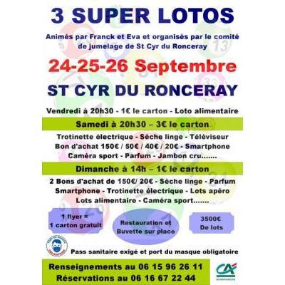 3 super lotos