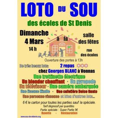 Page 3 loto 01 ain toutes les dates annuaire des lotos for Loto dans 01