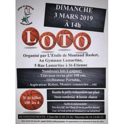 Loto Montaud Basket