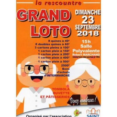 GRAND LOTO LA RESCOUNTRE