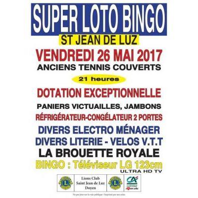 Un super loto avec la « brouette royale », et un Bingo