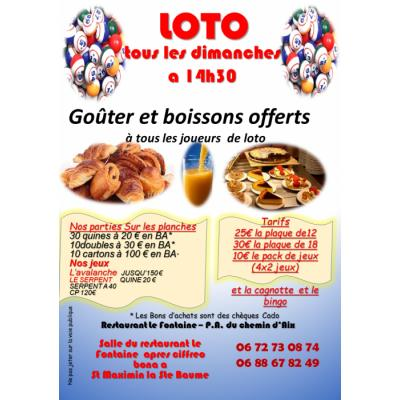 GOUTER LOTO