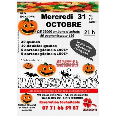 LOTO SPECIAL HALLOWEEN