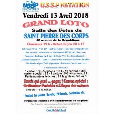 Loto USSP Natation