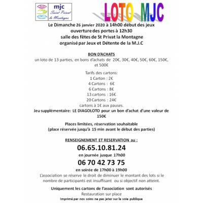 Loto MJC