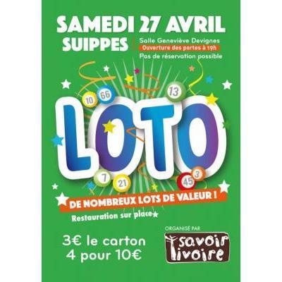 Loto Savoir ivoire