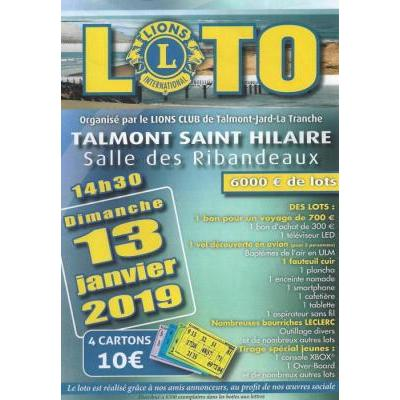SUPER LOTO LIONS CLUB