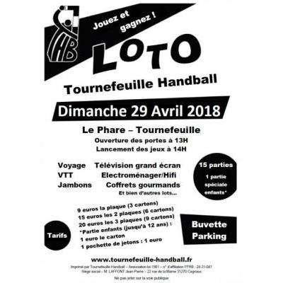 Loto du Tournefeuille Handball