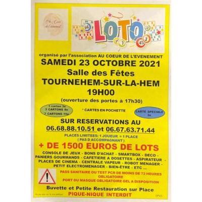 Loto +de 1500€ de lots