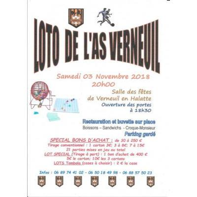 Loto de l'AS Verneuil