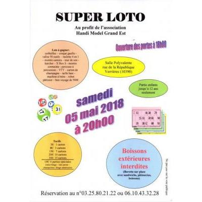 Super Loto Handi model Grand-Est