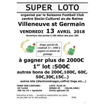 Page 2 loto 02 aisne toutes les dates annuaire des for Bureau 02 villeneuve st germain